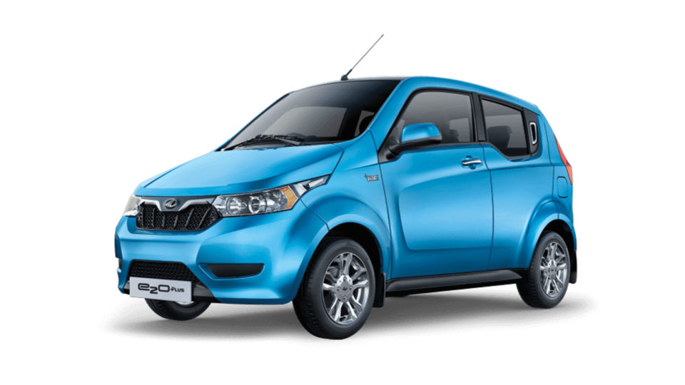 Mahindra e2oPlus Now Available With Zoomcar In Pune
