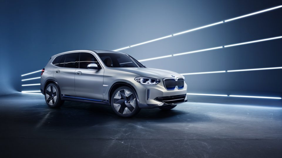 BMW To Export China-Made iX3 Globally