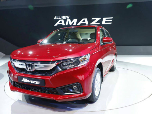 New Honda Amaze: Launch Date And Specifications Revealed