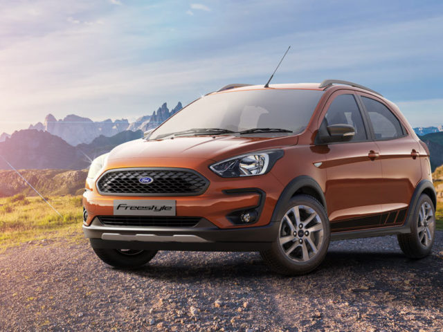 Ford Freestyle Launched At Rs 5.09 Lakh
