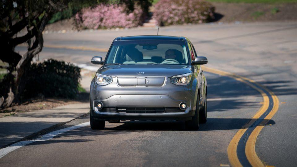 Wireless Charging Tech Tested On Kia Soul EV