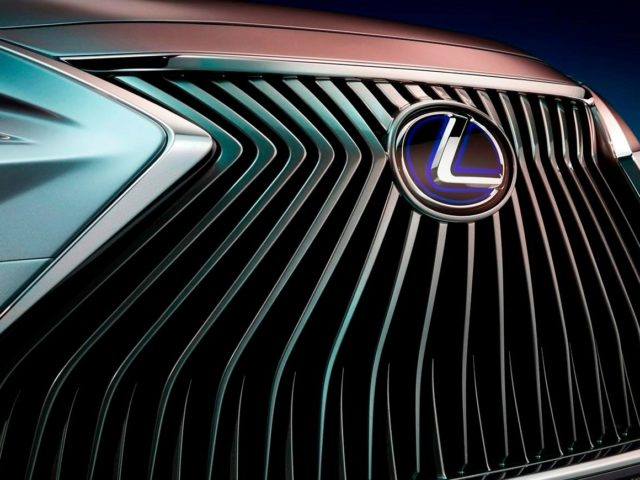Lexus Officially Teases Refreshed ES Sedan