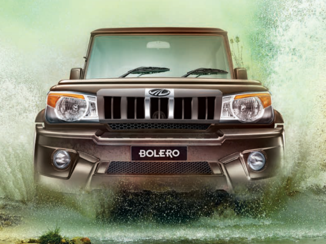Mahindra Bolero Crosses 10 Lakh Sales Mark