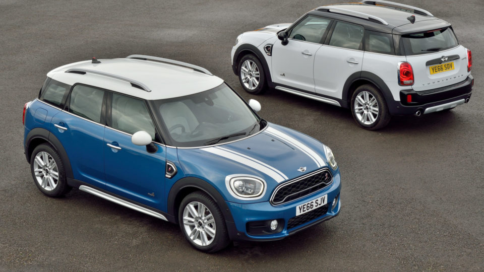 New Mini Countryman Launched At Rs 34.9 Lakh