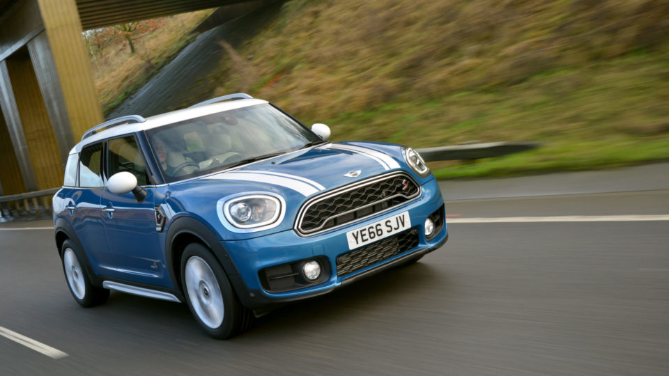 Next-Gen Mini Countryman Launching On May 3