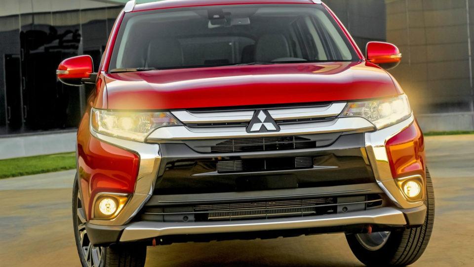 Mitsubishi Outlander Launched At Rs 31.54 Lakh