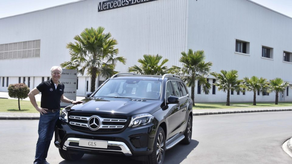 Mercedes-Benz India Registers Its Highest Ever Half-Yearly Sales