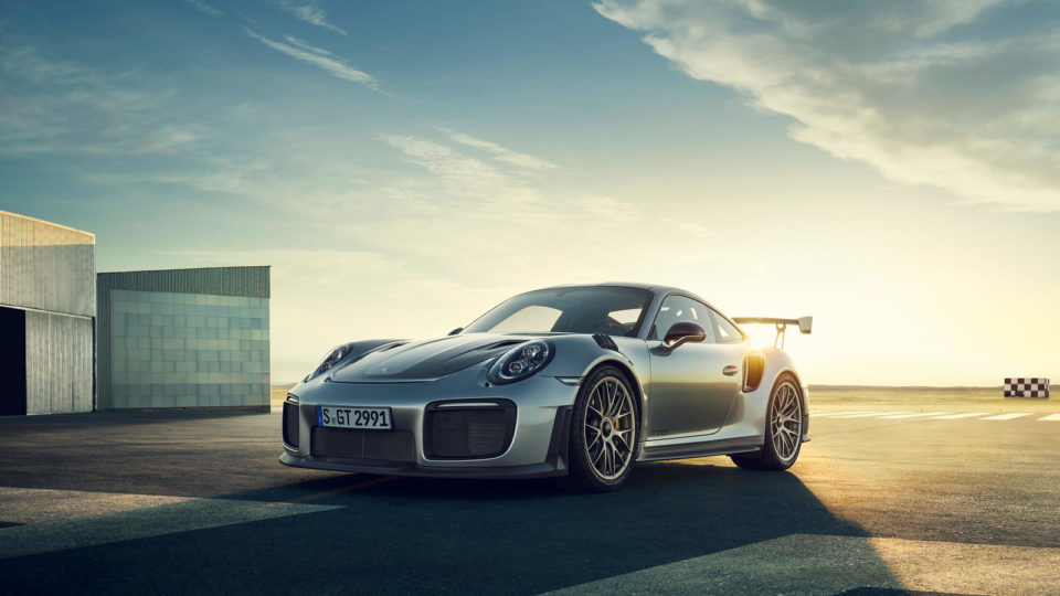 Porsche 911 GT2 RS Launched At Rs 3.88 Crore