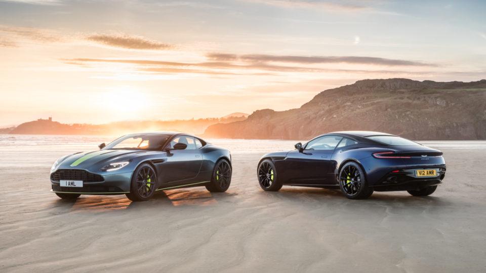 Aston Martin Introduces DB11 AMR