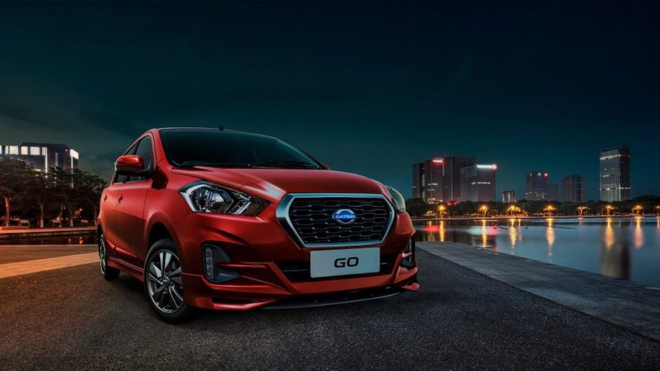 Refreshed Datsun Go And Go+ Models Go On Sale In Indonesia