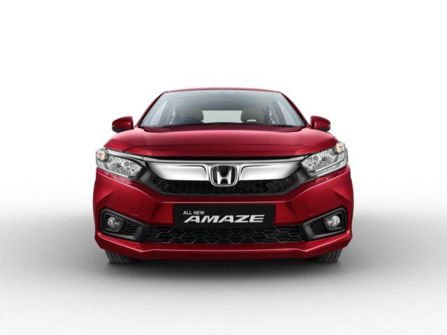 New Honda Amaze: Variants Explained