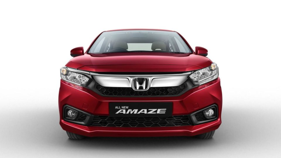 Honda Amaze No Longer Available At Introductory Prices