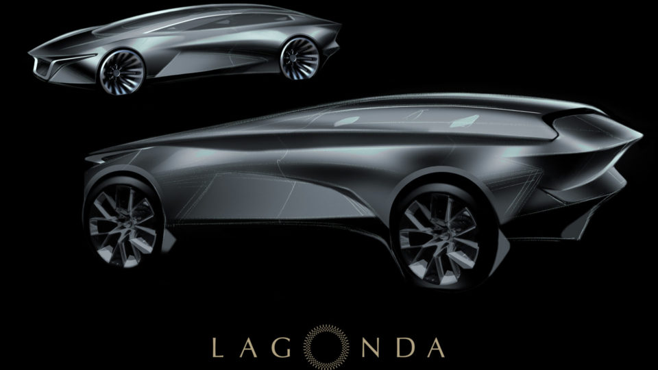 Aston Martin's Lagonda To Launch Pure Electric Luxury SUV In 2021