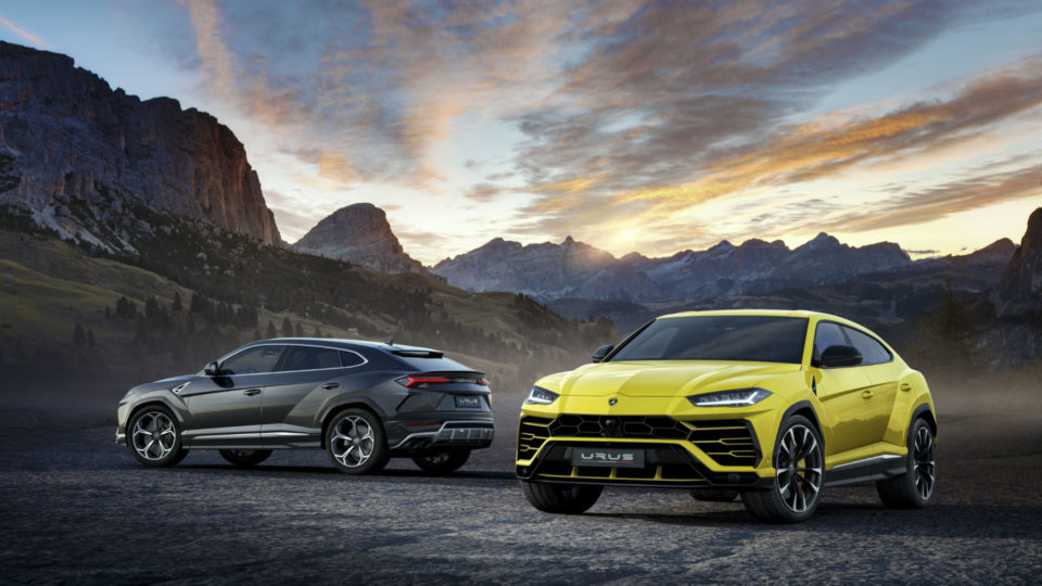 Lamborghini Urus Selling Better Than Expected In India And Russia