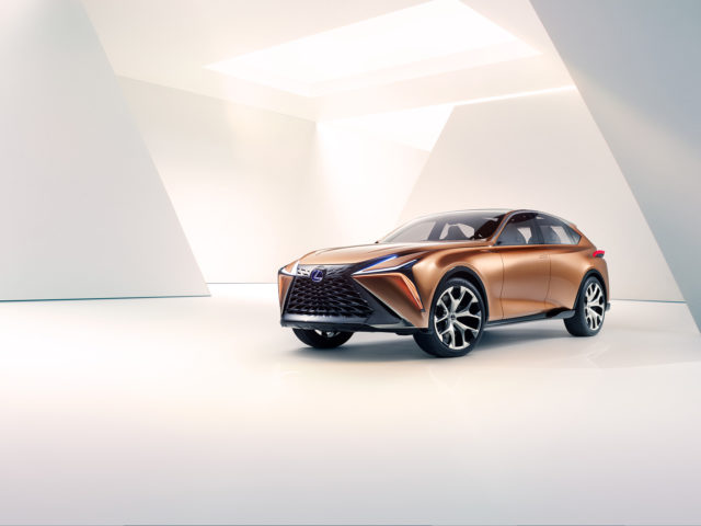Will Lexus LF-1 Limitless Concept Actually Carry LQ Nameplate?