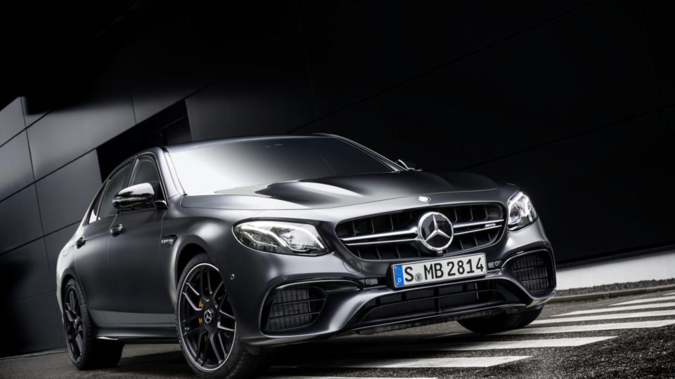 Mercedes-AMG E63 S 4MATIC+ Launched At Rs 1.5 Crore