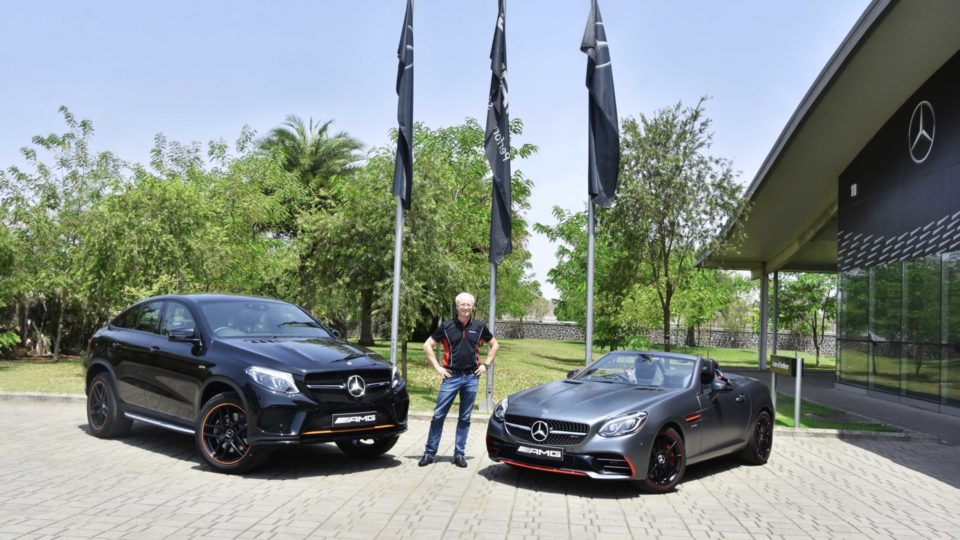 Mercedes-Benz Launches Limited-Run GLE Coupe And SLC Variants
