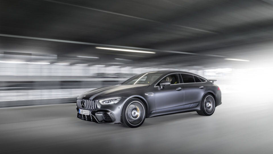 Mercedes-AMG GT 63 S 4MATIC+ Edition 1 Unveiled