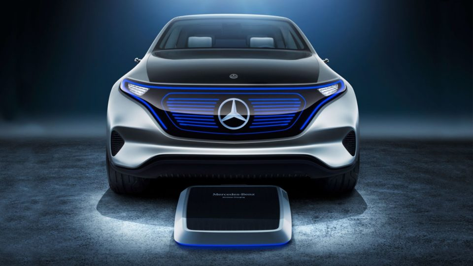 Mercedes-Benz India Mulling Local EV Production