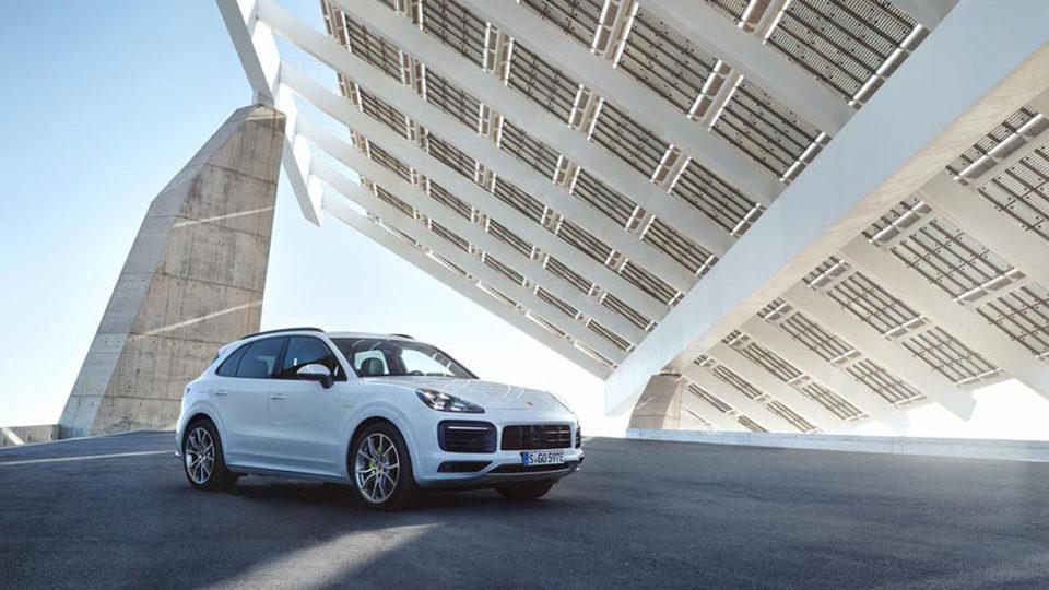 Porsche Cayenne E-Hybrid Is India-Bound