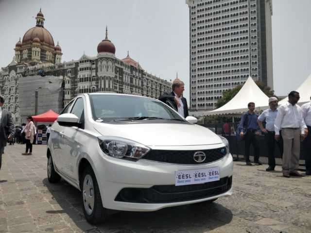 Tata Motors Signs MoU With Maharashtra Govt To Promote e-Mobility
