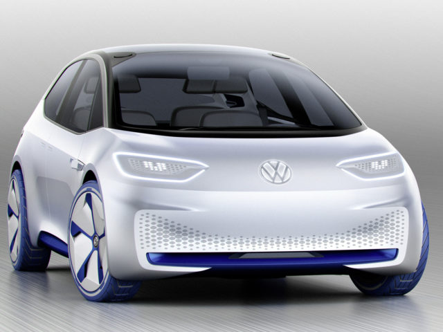 Volkswagen I.D.: Some Design Cues And Expected Price Bracket Revealed