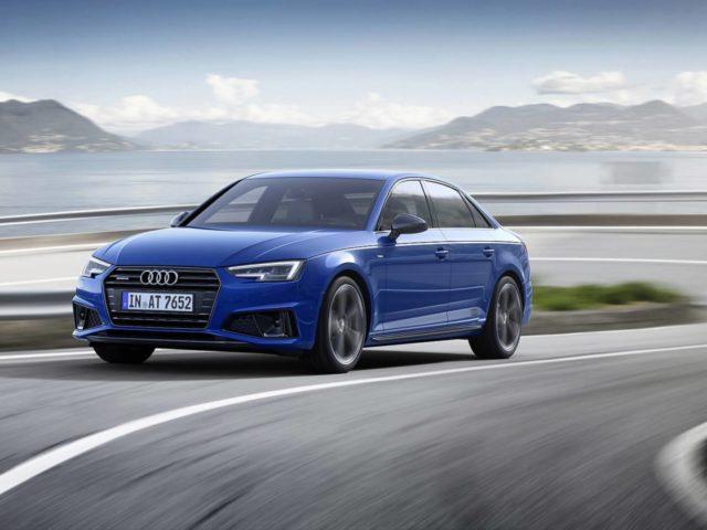Audi A4 Facelift Unveiled