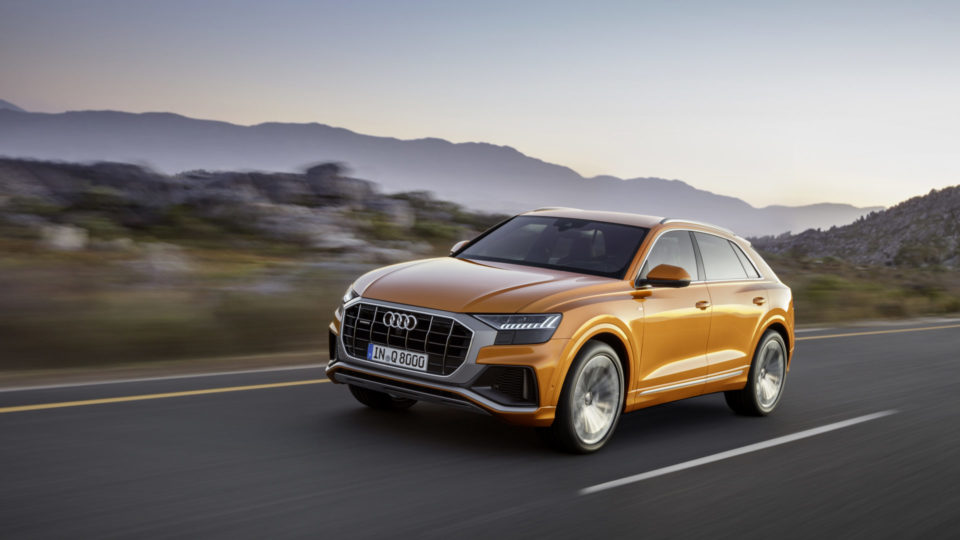 Audi Q8 Price, Launch And Engine Details Revealed
