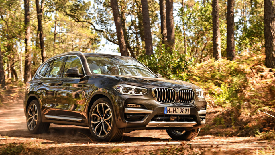BMW X3 xDrive30i Launched At Rs 56.90 Lakh