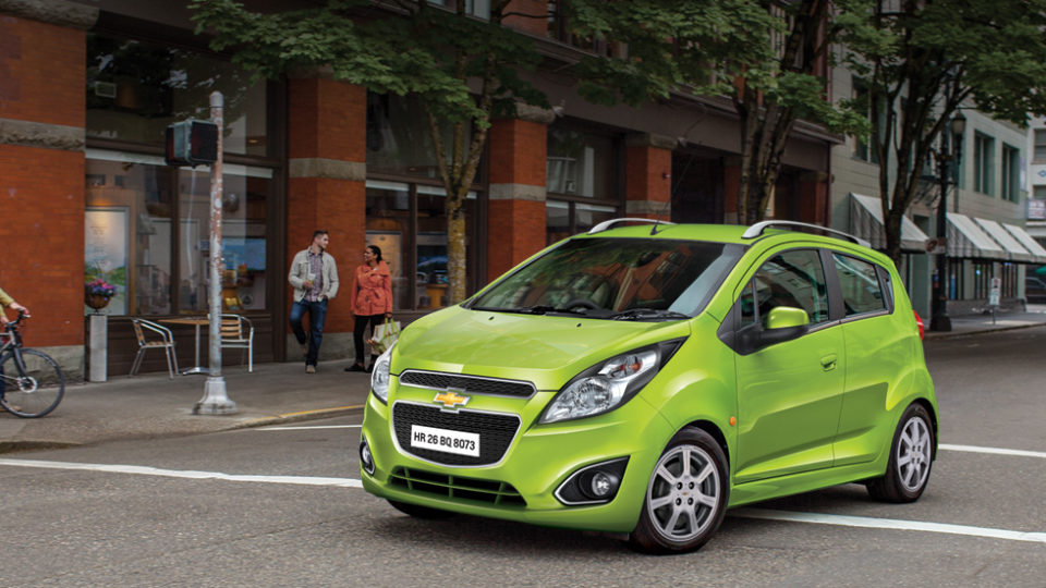 Chevrolet Announces Monsoon Service Campaign