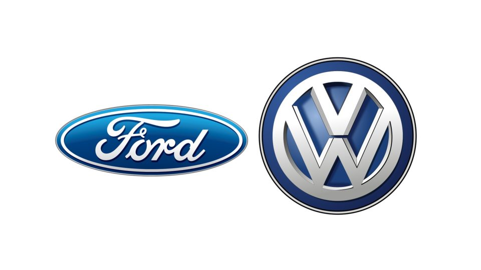 Ford And Volkswagen Ink MoU To Explore Strategic Alliance