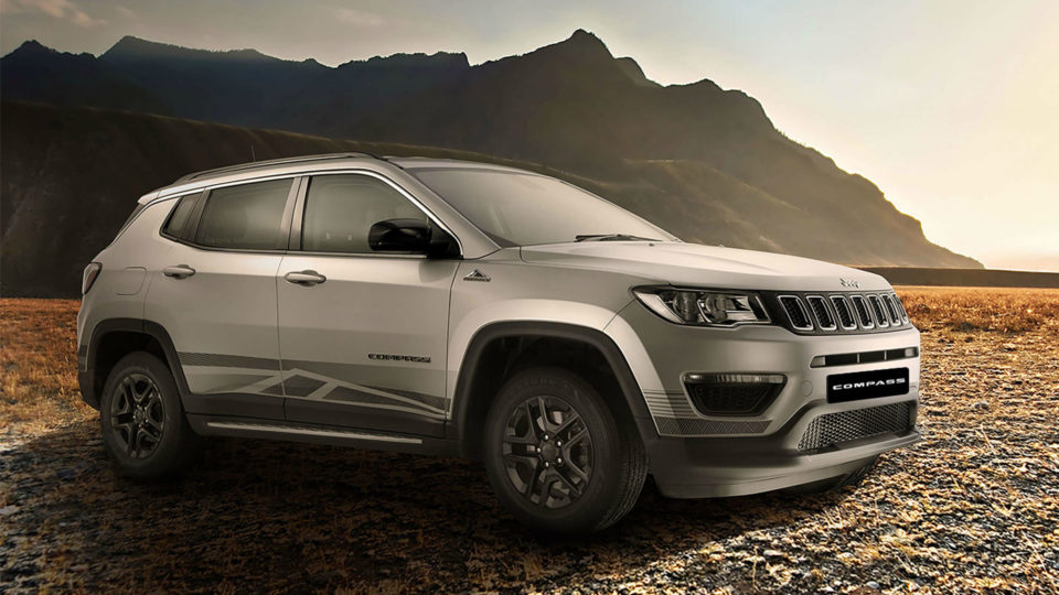 Jeep Compass Bedrock Launched At Rs 17.53 Lakh