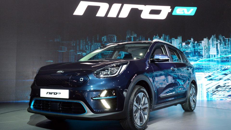 All-Electric Kia Niro Debuts… Again!