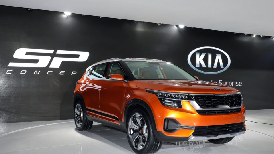 Kia SP Concept To Be Named Tusker?