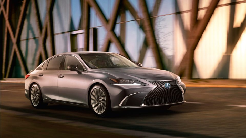 All-New Lexus ES 300h Launched At Rs 59.13 Lakh