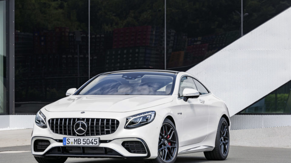 Mercedes-AMG S 63 Coupe 4MATIC+ Launching On June 18