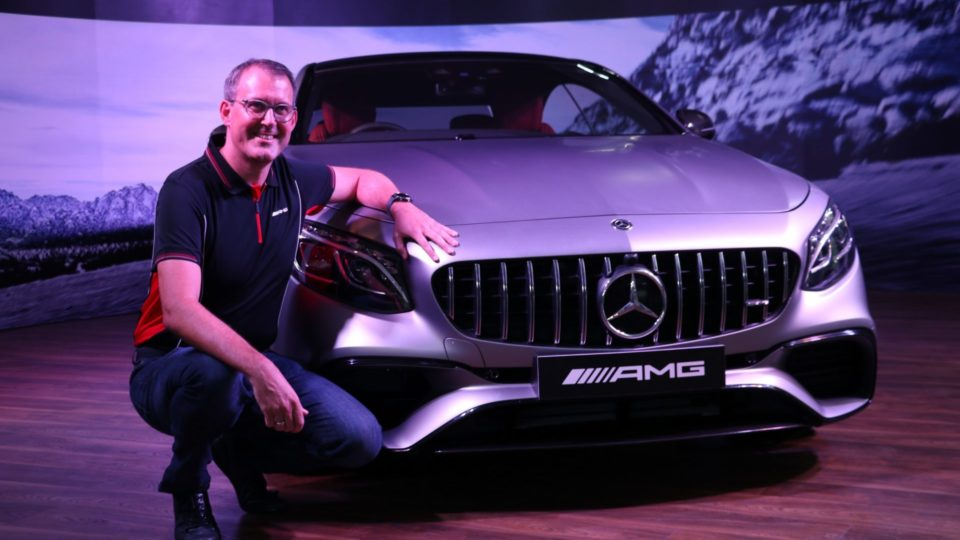 Mercedes-AMG S 63 Coupe 4MATIC+ Launched At Rs 2.55 Crore