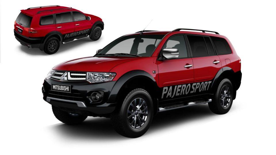 Mitsubishi Introduces Splash Customisation For Pajero Sport