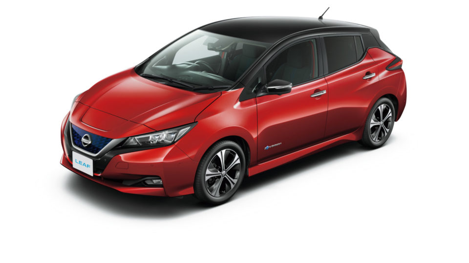 Nissan Leaf To Land In India This Fiscal