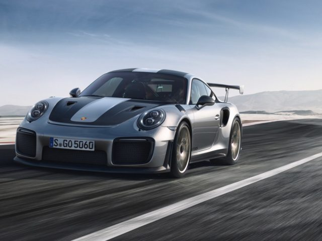 Porsche 911 GT2 RS Launch And Price Details Revealed