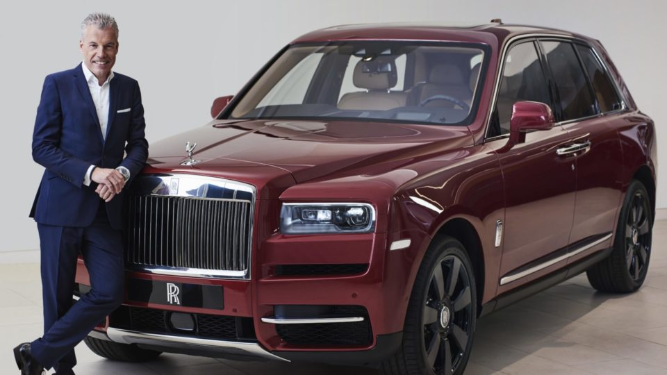 Rolls-Royce Aims To Make Only Electric Cars By 2040