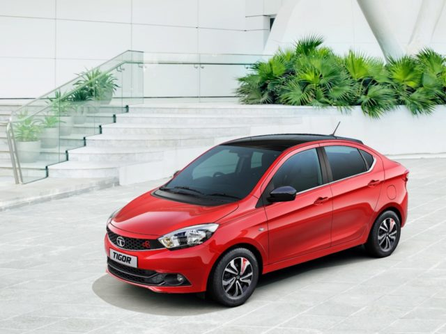 Tata Tigor Buzz Launched At Rs 5.68 Lakh