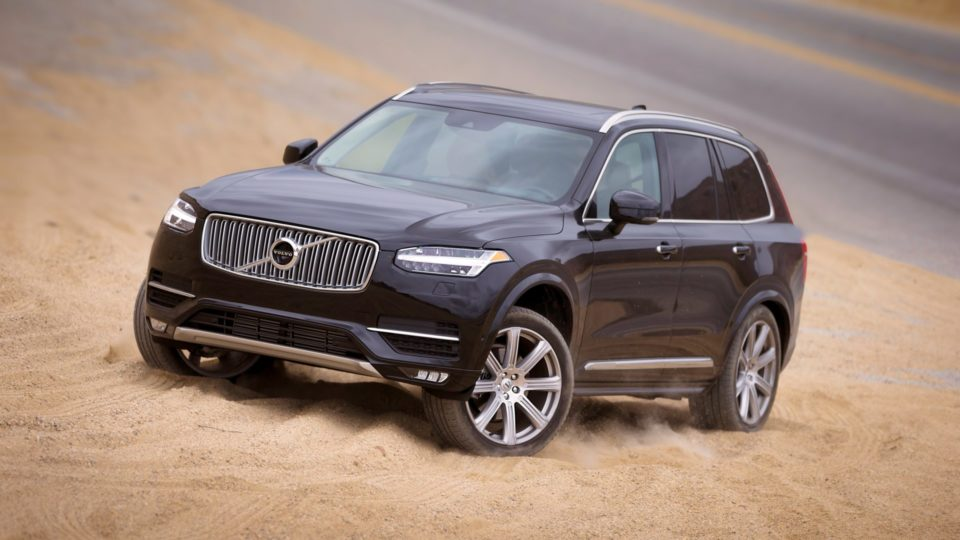 Volvo XC90 T8 Inscription Silently Introduced In India