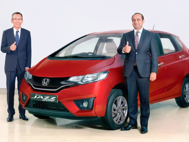 2018 Honda Jazz Launched In India; Prices Start At Rs 7.35 Lakh