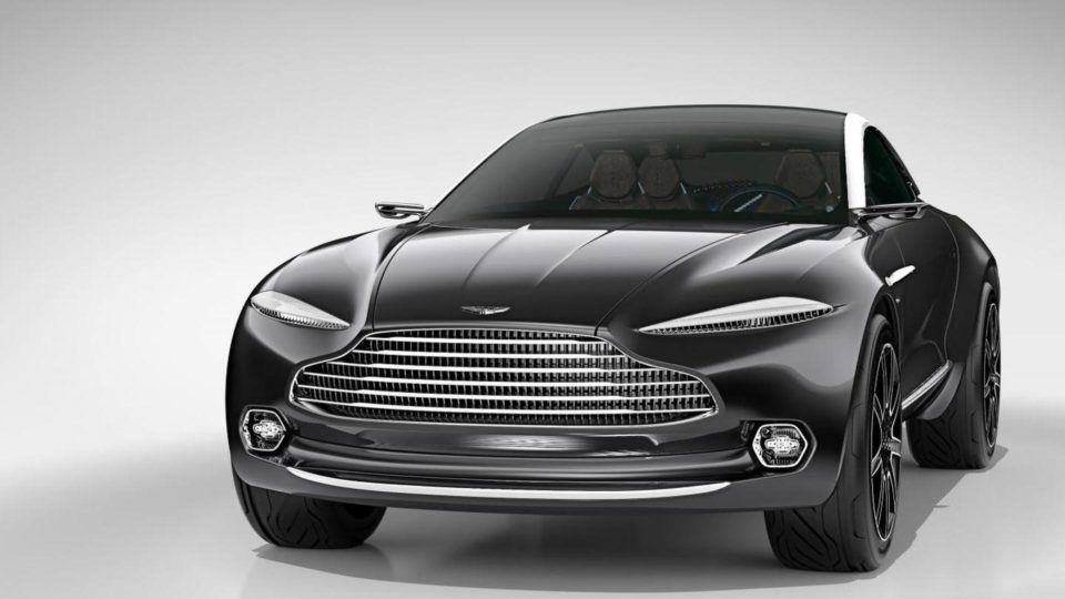 Aston Martin SUV To Enter Production In Late 2019