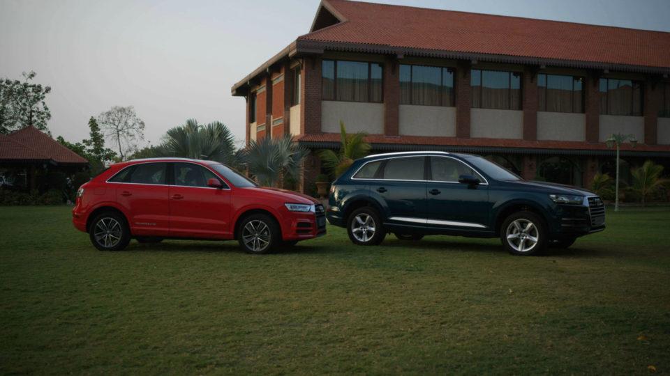 Audi Q3, Q7 Design Editions Launched In India