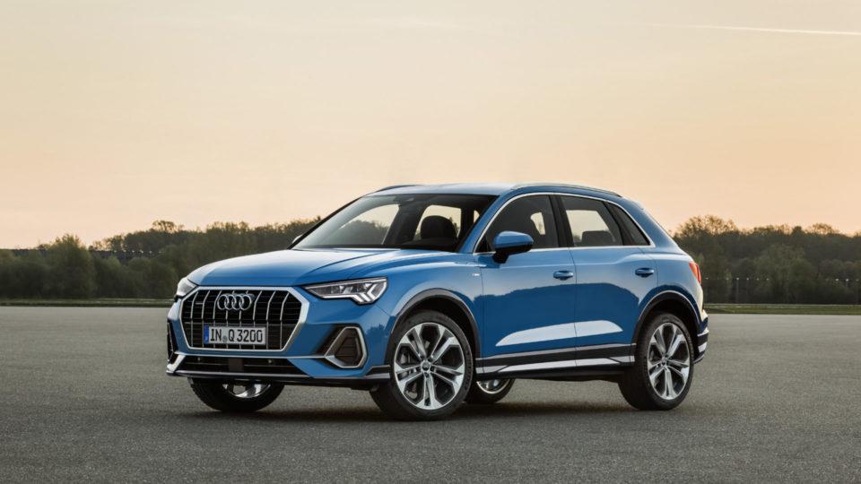 Second Generation Audi Q3 Unveiled
