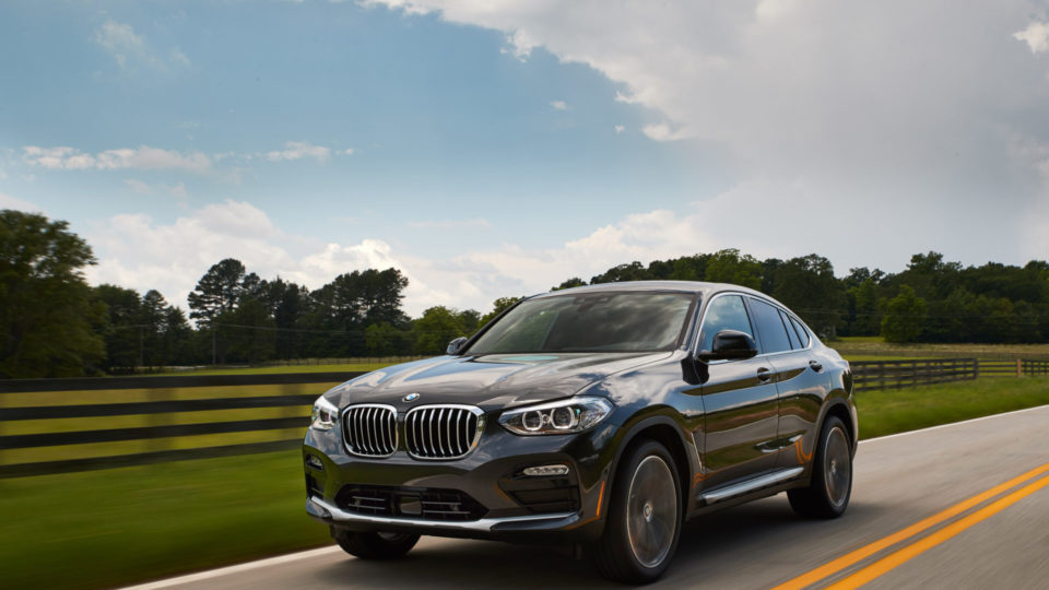BMW X4 To Launch In India Next Year