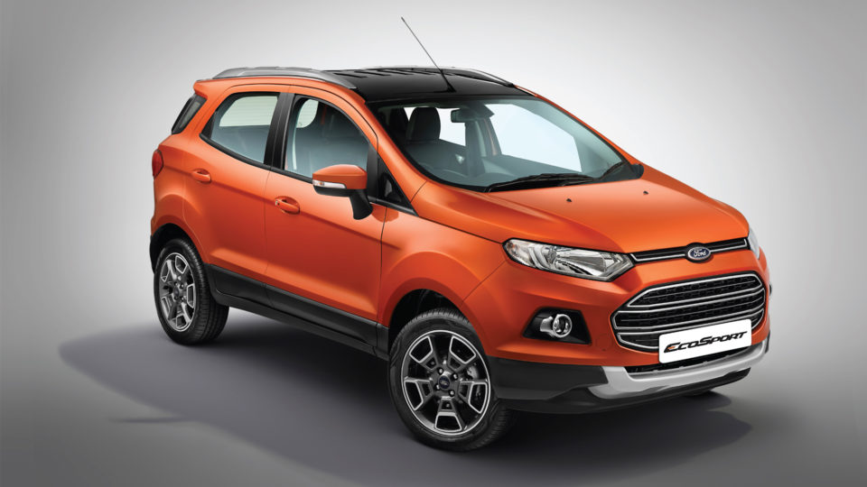 Ford India Triggers Voluntary Recall For EcoSport