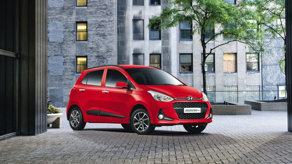 Hyundai Grand i10 Now Gets Dual Airbags And ABS With EBD As Standard